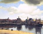 Vista de Delft, Johannes Vermeer