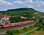 Tren de Baviera, Alemania