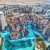 Fuentes en Dubai