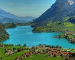 Lago de Brienz, Suiza
