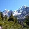 Kleine Scheidegg, Suiza