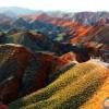 Montañas Danxia, China