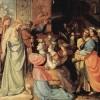 Las vírgenes sabias y las vírgenes necias, Peter von Cornelius