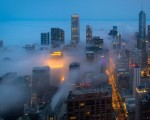 Neblina en Chicago