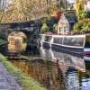 Canal Huddersfield, Inglaterra