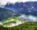 Aurlandsfjord, Noruega