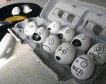 Huevos Asustados