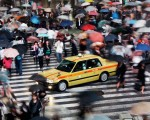 Taxi en Tokio
