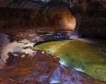 El Subterráneo, Parque nacional Zion