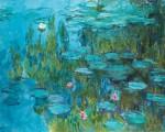Nenúfares, Claude Monet